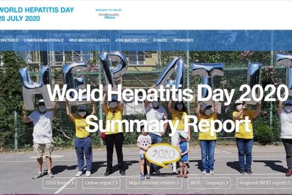 Dünya Raporu'nun kapağında Hepyaşam